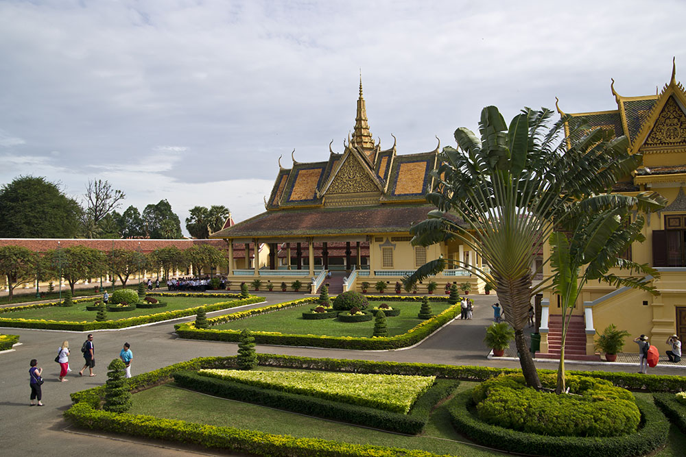 Le must-see attrazioni a Phnom Penh