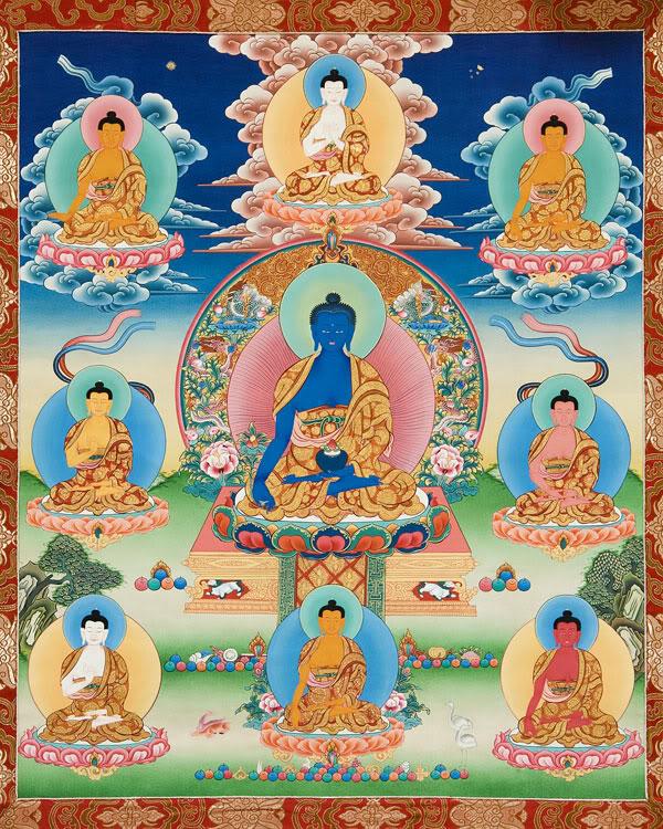 Mogallano, il primo monaco del Buddha Gotama MPMedicineBuddha
