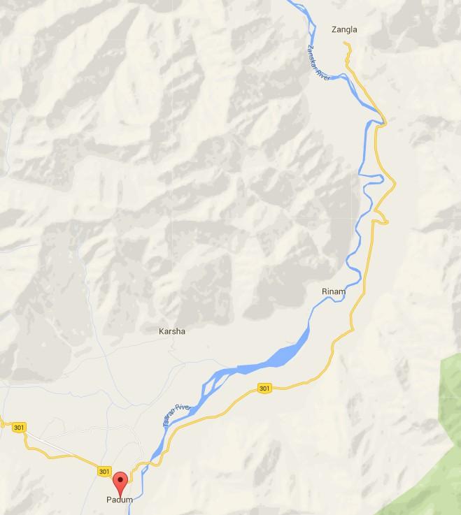 zangla map