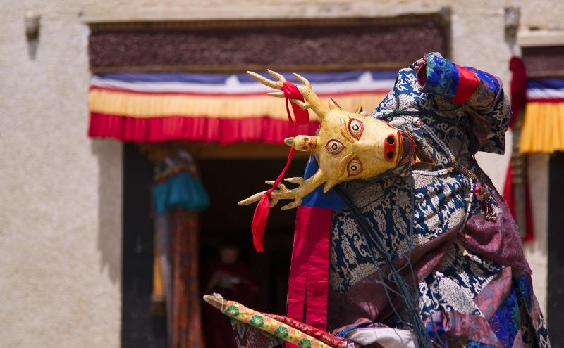 Festival di Lamayuru