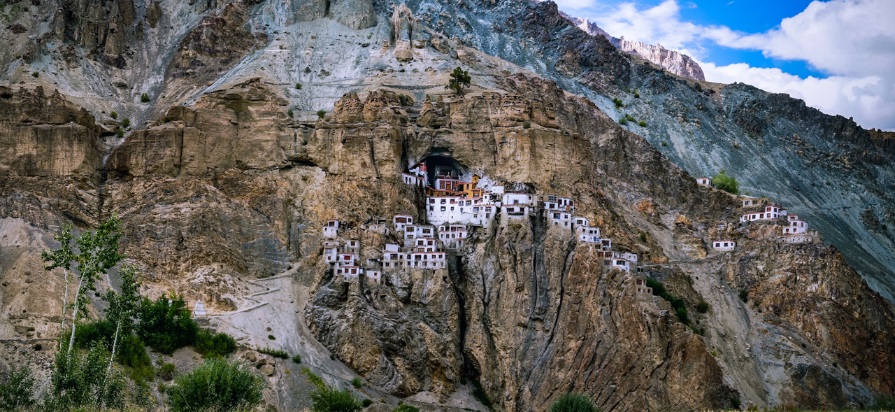 Phuktal Gompa - Zanskar Valley